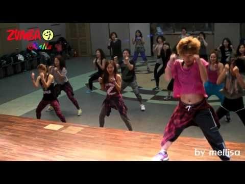 ZUMBA / 너나잘해 - 에일리/ Mind your own buisness-Ailee / 줌바 by mellisa / 멜리사/koreazumba/kpop - YouTube