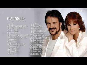 Pimpinela Sus Mejores Éxitos || Pimpinela - Mix baladas del recuerdo - YouTube