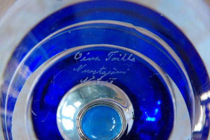 Oiva Toikka Nuutajärvi Finland - Signed paperweight ball 3.5 kg | eBay
