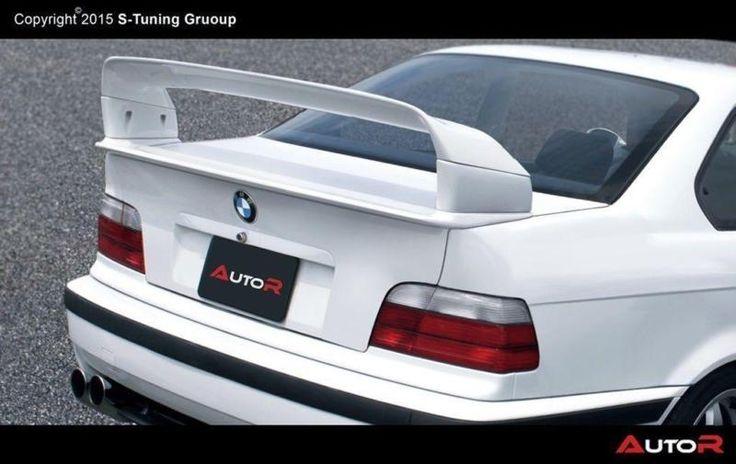 HECKSPOILER HECKFLÜGEL BMW E36 Class II 2 M3 GT Technik rear wing in Bayern - Schweinfurt | eBay Kleinanzeigen