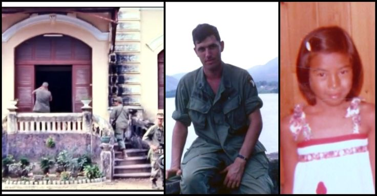 Soldier Discovers Orphanage In 1969. 47 Years Later, He Sees Note From Little Girl He Once Knew