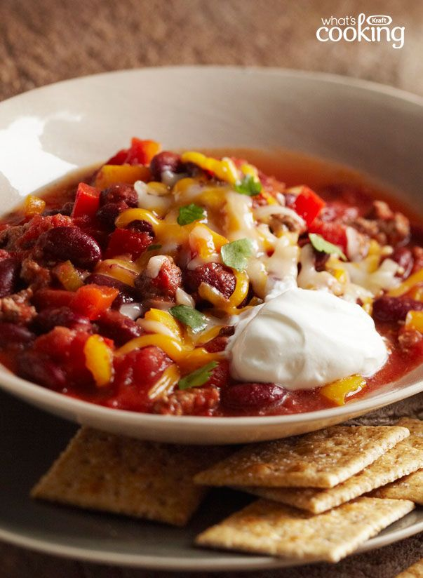 134 best healthy living recipes images on pinterest recipe cook best ever chili recipe forumfinder Image collections