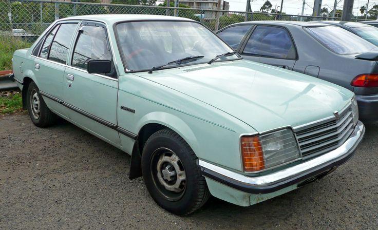 1978-1980 Holden VB Commodore 3.3 sedan