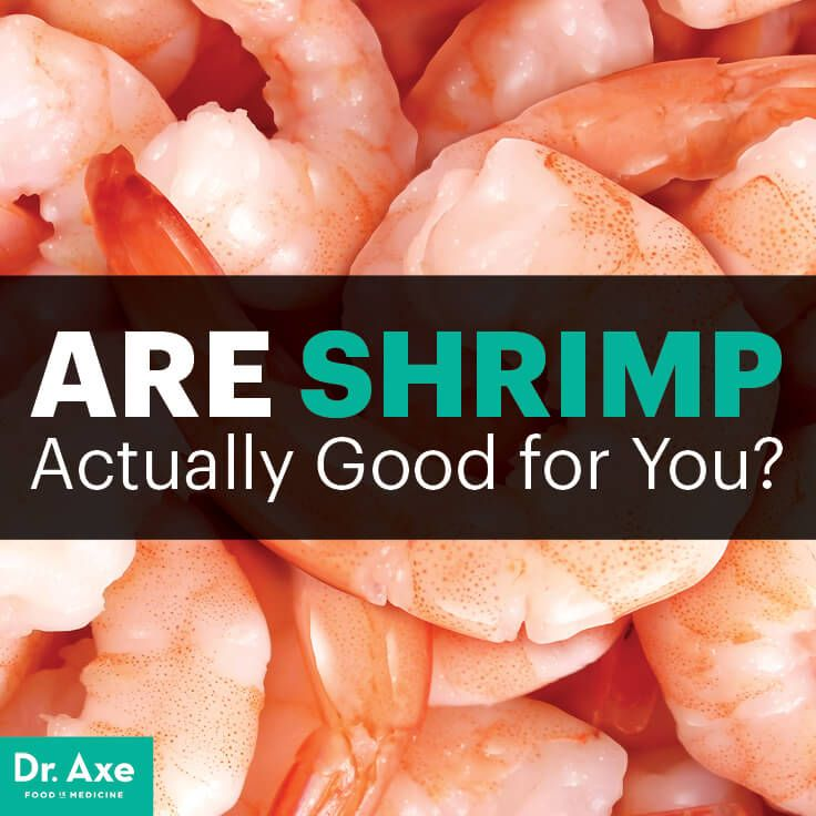 Is Shrimp Good For You? 5 Scary Shrimp Nutrition Facts - Dr. Axe