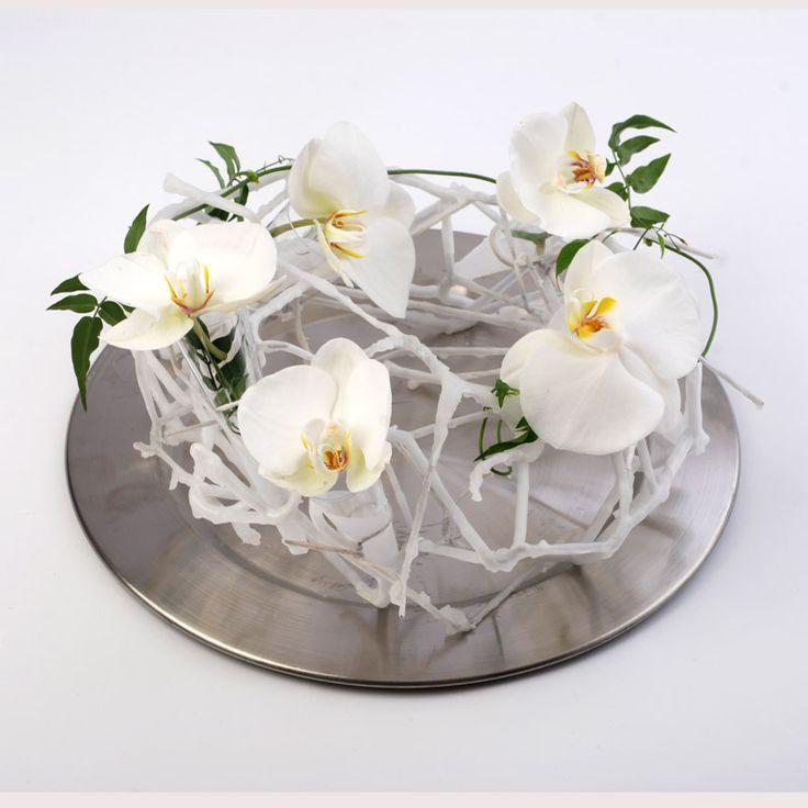 Centre De Table Orchidee