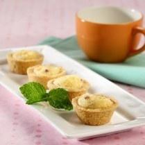ALMON CHEESE TARTLET http://www.sajiansedap.com/mobile/detail/13761/almon-cheese-tartlet