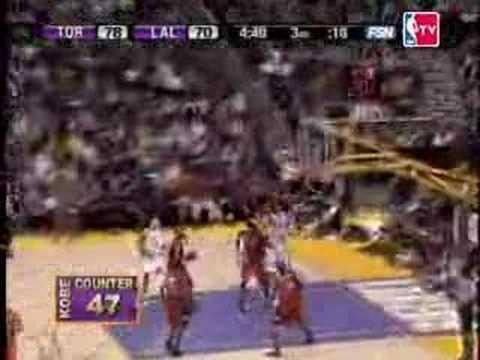 Kobe Bryant 81