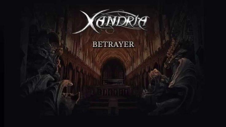 Xandria - Betrayer (With Lyrics)