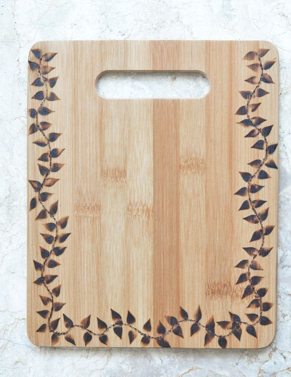 17 best images about diy wood burned cutting boards on for Puzzle cutting board plans
