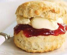 Recipe Simple Scones by thermie_it_up - Recipe of category Baking - sweet