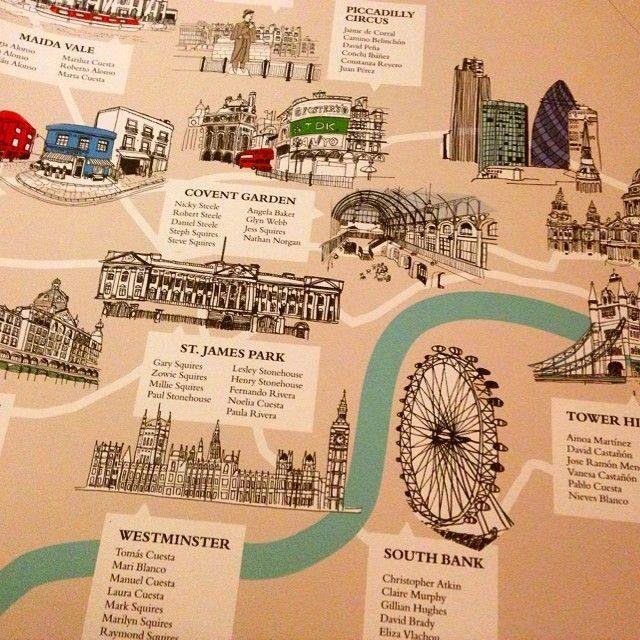 les 25 meilleures id es de la cat gorie mariage londonien sur pinterest chevalet d 39 affichage. Black Bedroom Furniture Sets. Home Design Ideas