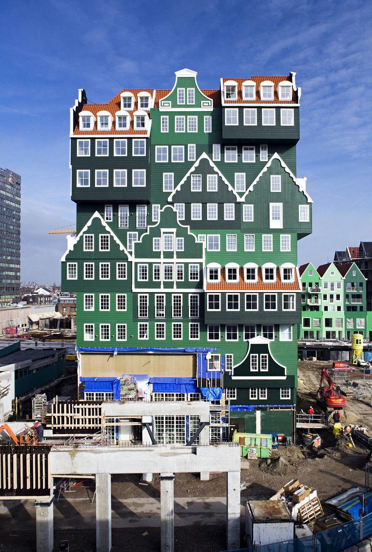 WAM architecten | Inntel Hotel Zaandam