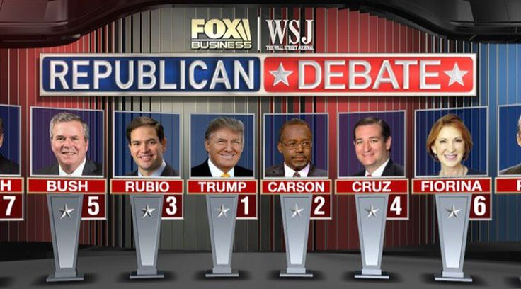 Republican debate 2015: start time, schedule, and what to expect