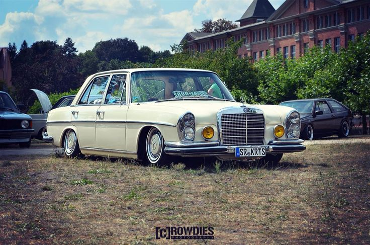 Mercedes Classic www.crowdies.de