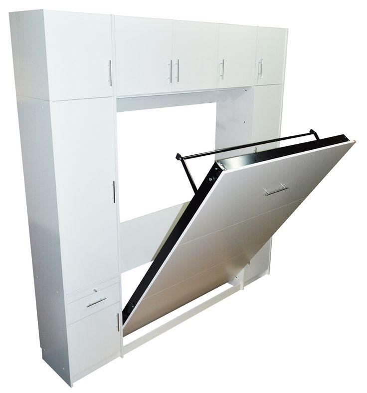 imagenes/Mueble placard con cama rebatible plegable para colchon 2 plazas 002