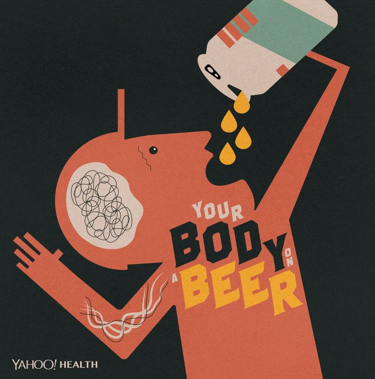 What's going on in your body when you knock back a cold one? We asked the experts to find out.