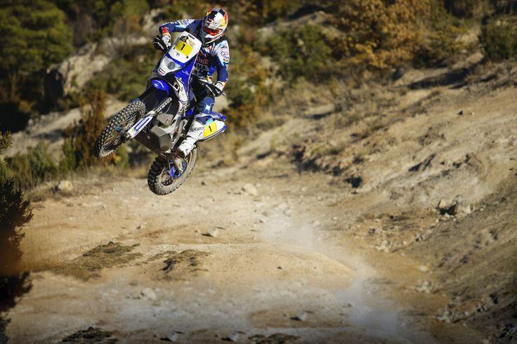 Yamaha Yz450f Dirt Motorcycle Wallpaper Hd Desktop: Cyril Despres Yamaha YZ450F Dakar Rally 2014 Wallpaper