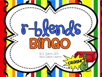 R-Blend Bingo