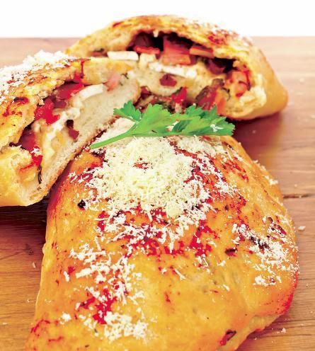 Pizza Calzone - Retete culinare - Romanesti si din Bucataria internationala