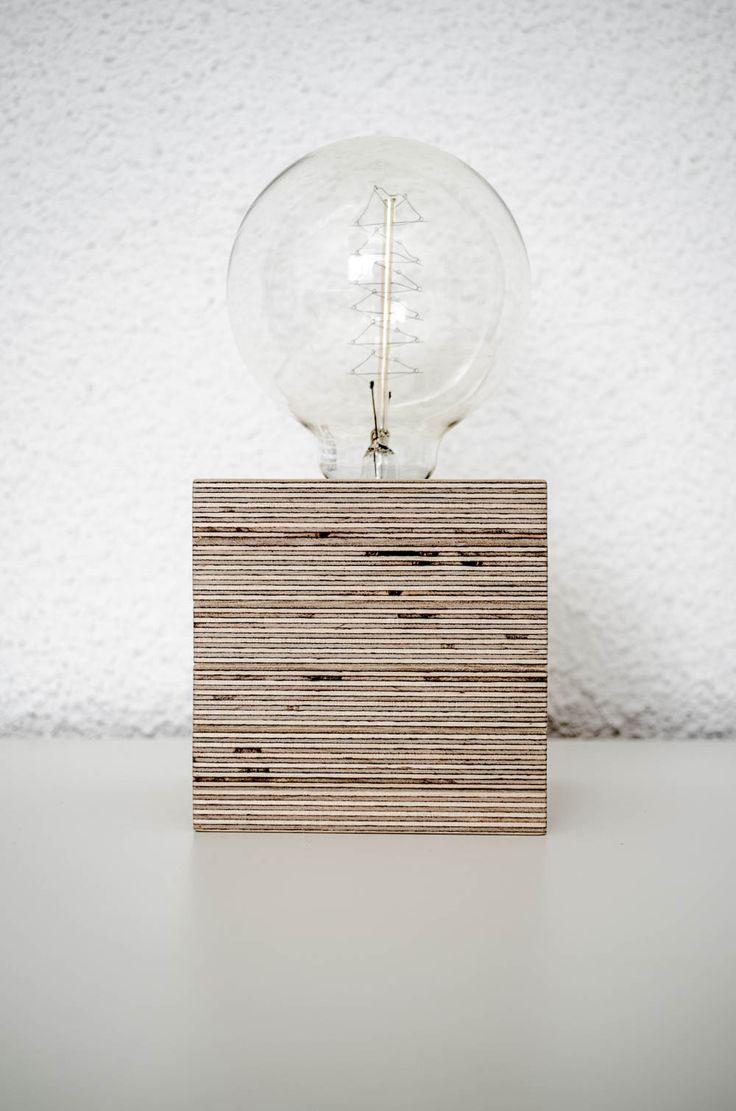 cube desk lamb - monoshop