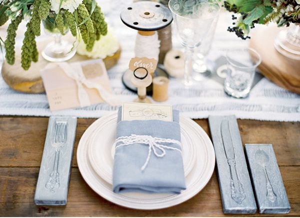 Wełna jako motyw przewodni ślubu http://minwedding.pl/blog/?p=2816 zdjęcie: Jose Villa