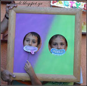 Ανθομέλι: Παιχνίδια για παιδικό πάρτυ και άλλες ιδέες (Β΄μέρος του πάρτυ με Δεινόσαυρους)
