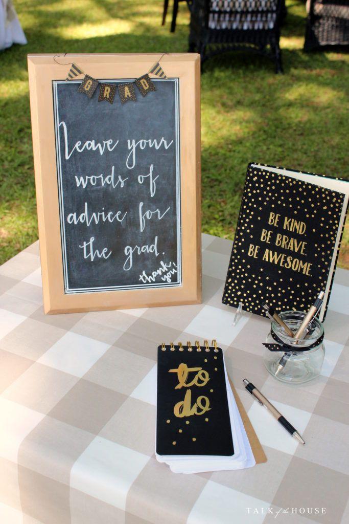 24 Creative Graduation Party Decoration Ideas For More Fun