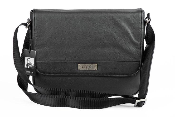Kiváló minőségi fekete, férfi táska.  http://www.loveandluxury.hu/hu/shop/ferfi-taskak/hm2538pol54_bla-guess-fekete-taska-termek