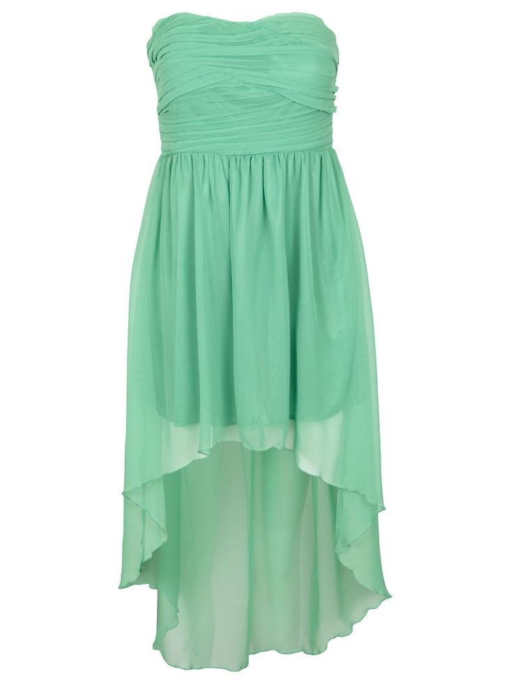 Pretty summer dress!: Pretty Dresses, Dresses Clothing, Summa Dresses, Colors Summer, Green Summer Dresses, Flirtear Dresses, Aqua Colors