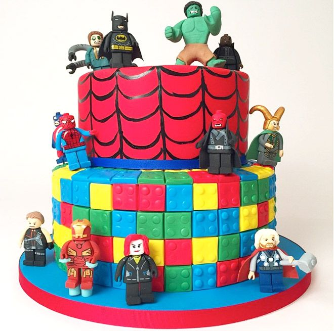 13 brilliant birthday cakes for boys (and girls) | Mum's Grapevine