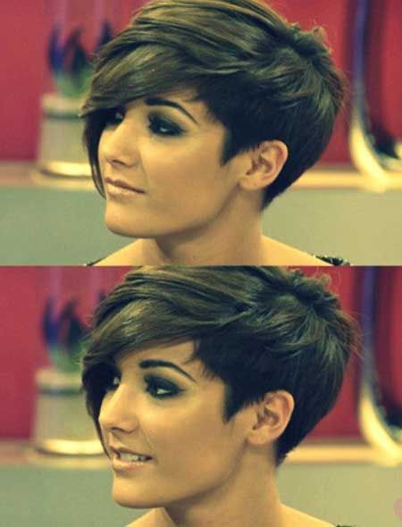 Short Pixie Hairstyles 2014 – 2015 | http://www.short-haircut.com/short-pixie-hairstyles-2014-2015.html