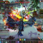 Este Mundo de Warcraft ventilador concepto alude a lo Mmo podría ser como en la VR