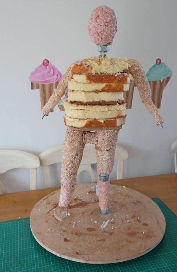 Um bolo do Príncipe George que deixaria até Buddy Valastro, o Cake Boss, perplexo