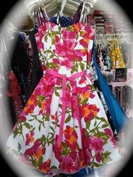 $44 Easter Dresses for Women 2013! Vintage FLORAL Easter Dresses for juniors, misses and plus size women!