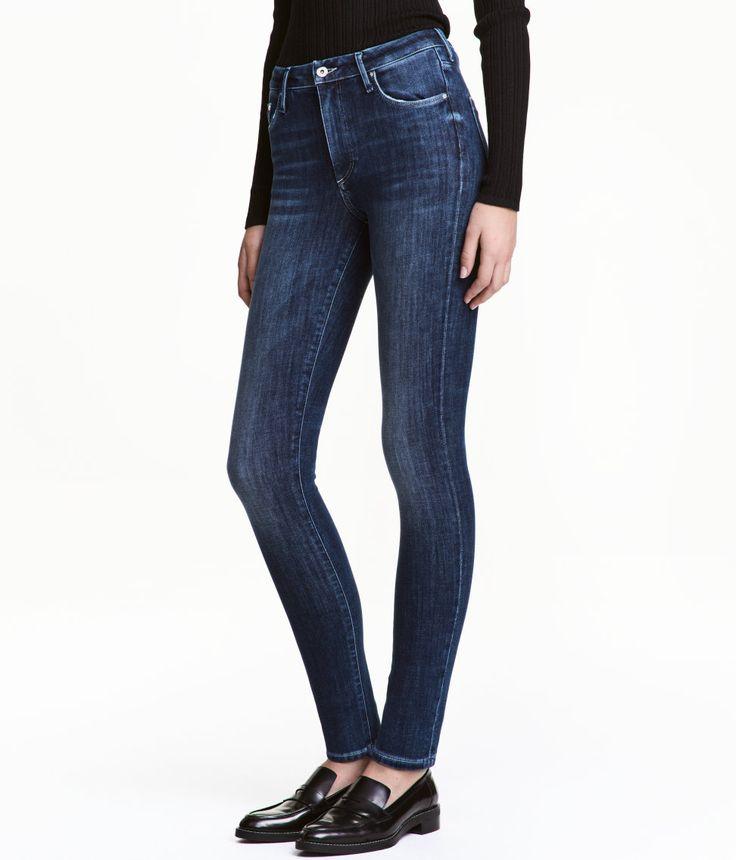 H&M 360 Stretch Skinny jeans (high waist, ...