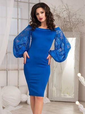 Платье синее - Cosmo - 2524648