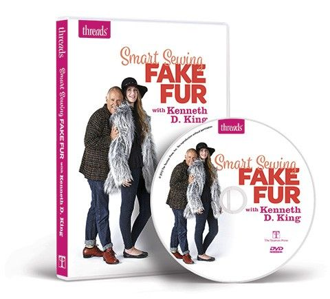 Smart Sewing with Fake Fur