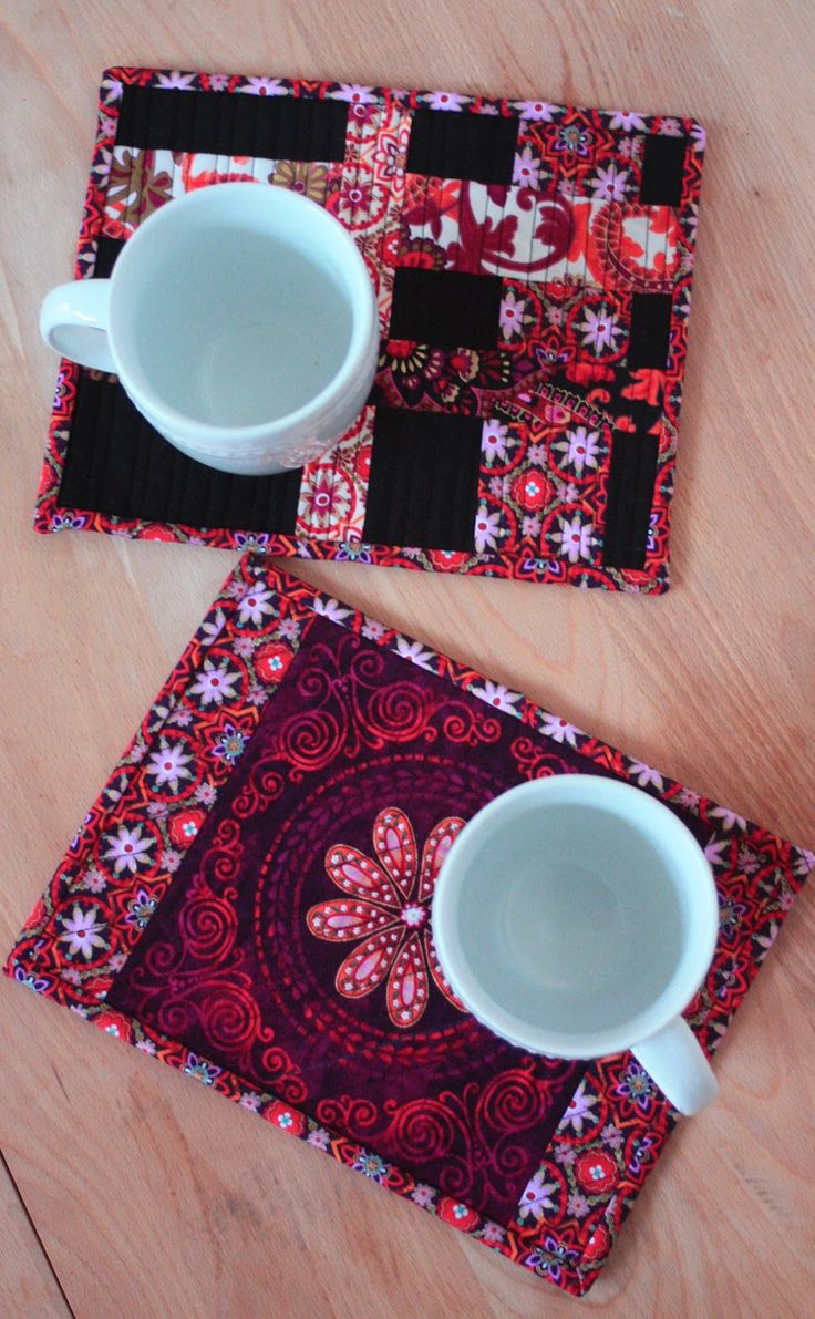 742 Best Images About Mug Rugs Amp Pot Holders On Pinterest