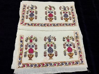 ottoman turkish embroidery towel