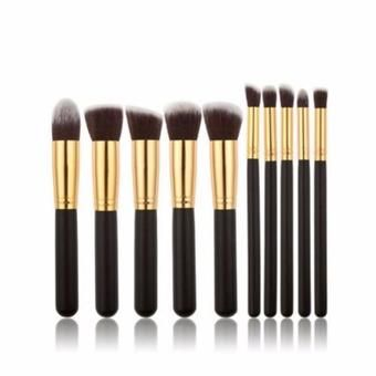 Buy Sinma Professional 10 pcs Make Up Brushes Set Kit Beauty Cosmetics online at Lazada. Discount prices and promotional sale on all. Free Shipping.
