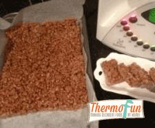ThermoFun - Mars Bar Slice Recipe - ThermoFun | making decadent food at home |