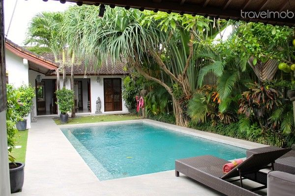 3BR Seminyak Private Pool Villa in North Kuta, Bali, Indonesia