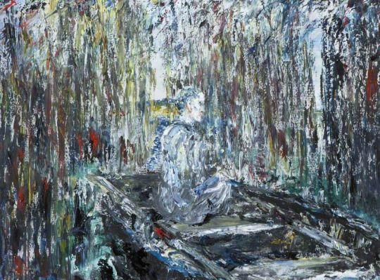 'Among the Reeds' - Jack Butler Yeats (1871–1957)