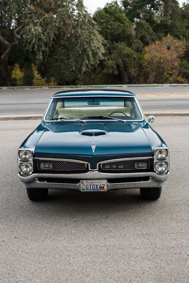 1956 dodge custom royal lancer 4 door richard spiegelman - This 1967 Pontiac Gto Hardtop Is A 3 Owner Example That Received A Body