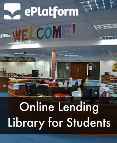 Looking for an online lending library for your elementary, middle school or high school students? Online lending library systems or digital libraries can bring your old school library back to life. ePlatform.co
