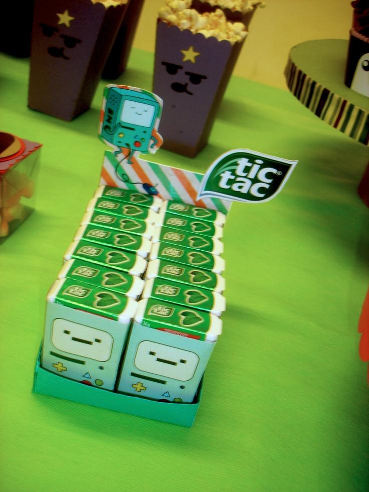 Display do Game Boy Beemo - para pastilhas TIc Tac