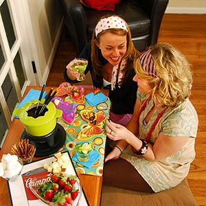 Girls' Night In: Birthday Party  Celebrate the decade you were born with iconic foods and cocktails from the era.