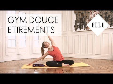 Gym Douce - Les meilleurs exercices d'étirement - YouTube