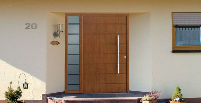 Hormann Entrance Doors - SWGD