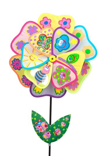 Paint a Pinwheel Flower  by ALEX Toys on @HauteLook
